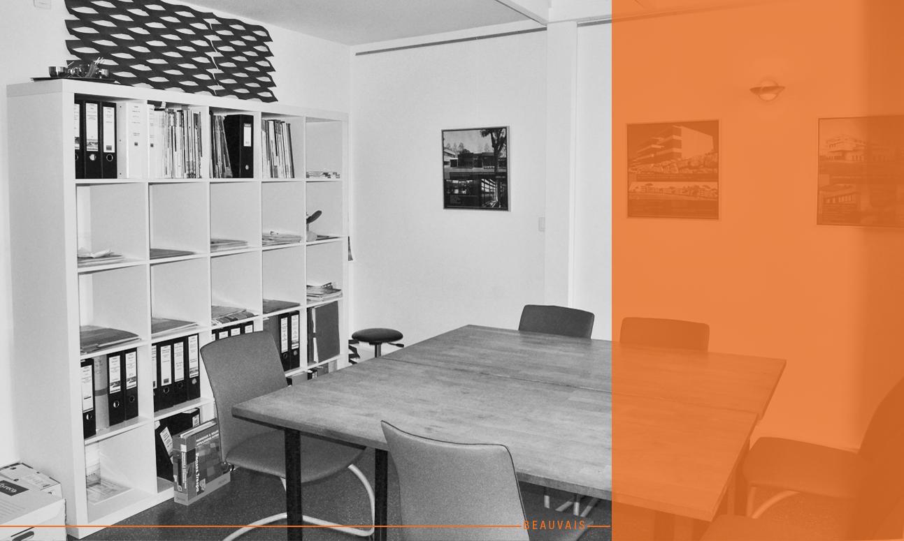 Les agences paris beauvais groupement d 39 architectes for Collaborateur d architecte onisep