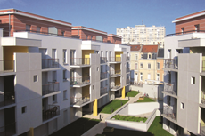 Construction de 84 logements