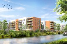 Construction de 64 logements résidence RIVER'S BAY