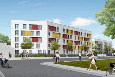Construction de 126 logements étudiants